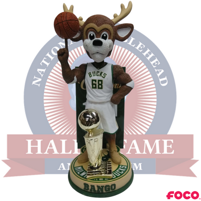 Milwaukee Bucks 1971 NBA Championship Bobblehead