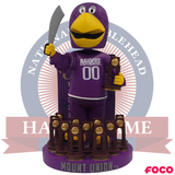 Mount Union Purple Raiders 13-Time National Champions Bobblehead