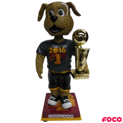 on sale 40be3 704df Cleveland Cavaliers 2016 NBA Champions Mascot Bobbleheads