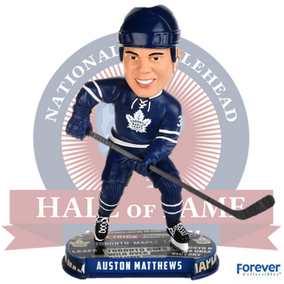 2017 NHL Headline Bobbleheads - National Bobblehead HOF Store