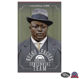 Negro Leagues Baseball Card, Postcard and Mystery Bobblehead Packages