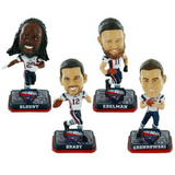 New England Patriots Super Bowl LI 51 Bobbleheads - National Bobblehead HOF Store