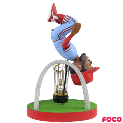 half off d3dff ba4e8 Ozzie Smith St. Louis Cardinals The Flip Bobblehead