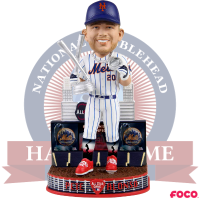 Pete Alonso New York Mets 2019 Home Run Derby Champion Bobblehead