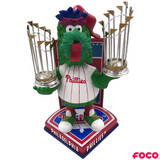 Philadelphia Phillies - Phillie Phanatic MLB World Series Champions Mascot Bobbleheads
