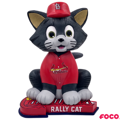St. Louis Cardinals Rally Cat Bobblehead