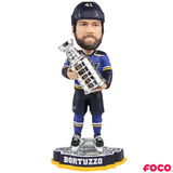 St. Louis Blues 2019 Stanley Cup Champions Bobbleheads