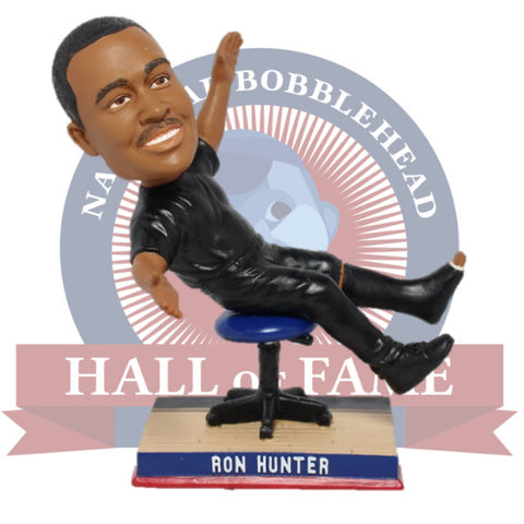 Ron Hunter Bobblehead - National Bobblehead HOF Store