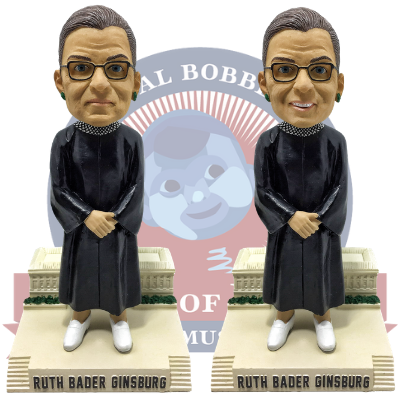 Ruth Bader Ginsburg Supreme Court Bobblehead