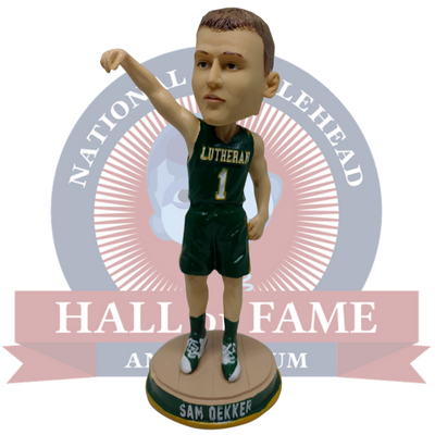 Sam Dekker Sheboygan Lutheran High School Bobblehead - National Bobblehead HOF Store