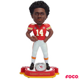 Kansas City Chiefs Super Bowl LIV 54 Champions Bobbleheads