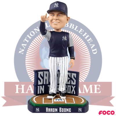 New York Yankees Savages in the Box Bobbleheads