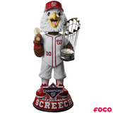 Washington Nationals 2019 World Series Champions Bobbleheads