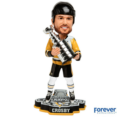 Forever Collectibles Pittsburgh Penguins Mascot Pittsburgh Penguins Baller Special Edition Bobblehead