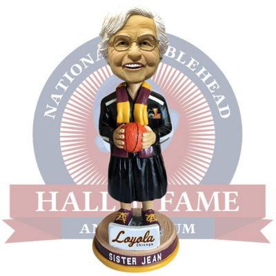 Sister Jean Loyola University Chicago Bobblehead