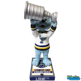 St. Louis Blues Louie Bobbleheads