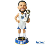 Golden State Warriors 2017 NBA Champions Bobbleheads