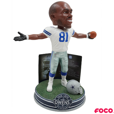 NFL Hall of Fame Class of 2018 Legends Bobbleheads
