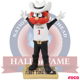 Texas Tech Red Raiders 2019 Final Four Bobblehead