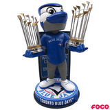 Toronto Blue Jays - ACE MLB World Series Champions Mascot Bobbleheads