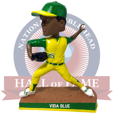 Vida Blue 50th Anniversary Bobblehead (Presale)