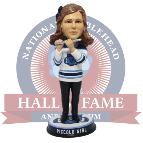 Villanova Piccolo Girl Bobblehead - National Bobblehead HOF Store
