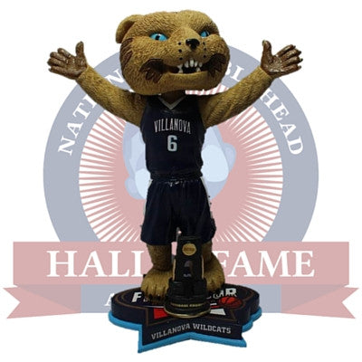 Villanova Wildcats NCAA Men's Basketball National Champions Bobblehead