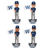 Chicago Cubs 2016 World Series Fly the W Bobbleheads