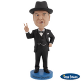 Winston Churchill  Bobblehead