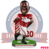 James White Wisconsin Badgers College Football Super Star Bobbleheads