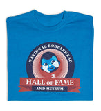 Logo T-Shirt - National Bobblehead HOF Store