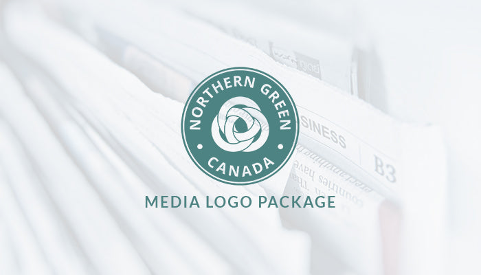 Northern Green Canada Logo Package 2020