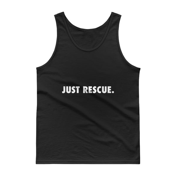 Tank top - Just Rescue.