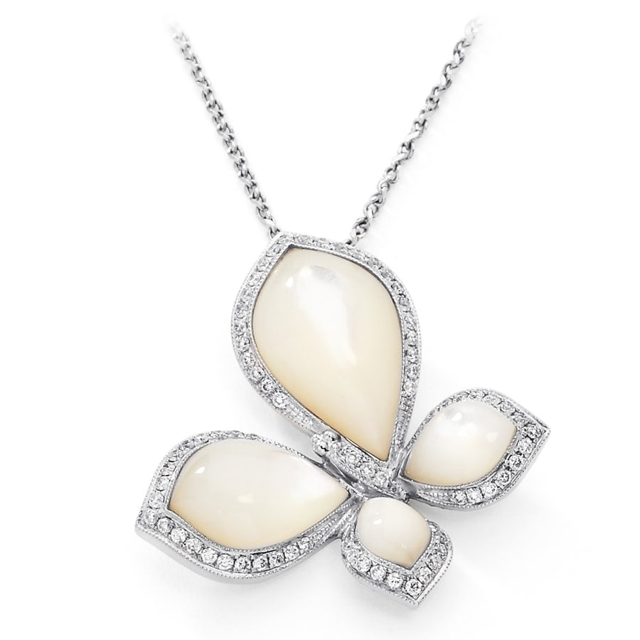 Papillon Butterfly Necklace