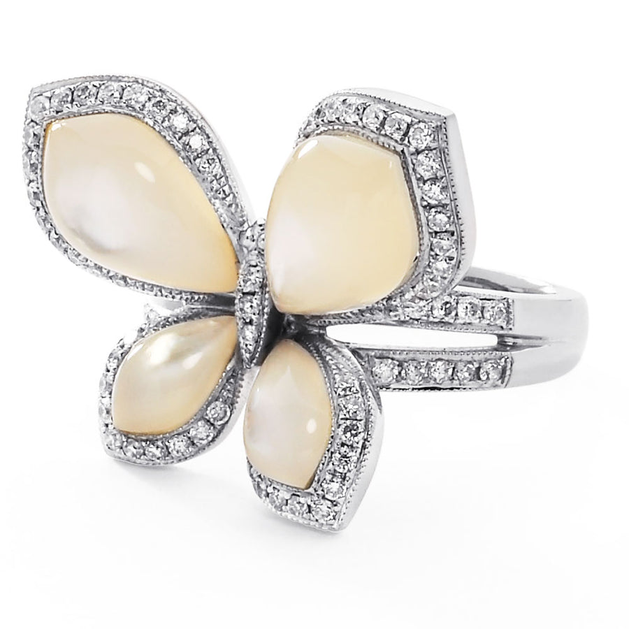 Papillon Butterfly Ring