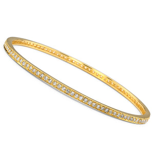 Le Rêve Stackable Pavé Bangle