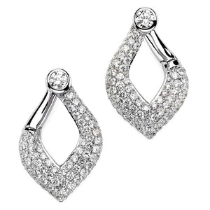 Le Rêve Pavé Earrings