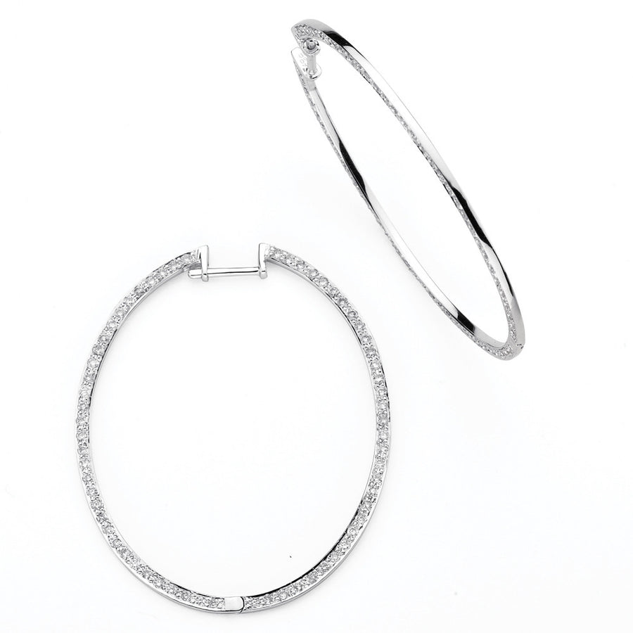 Le Rêve Hoop Earrings