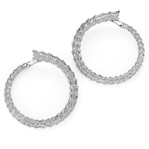 Le Dragon Hoop Earrings