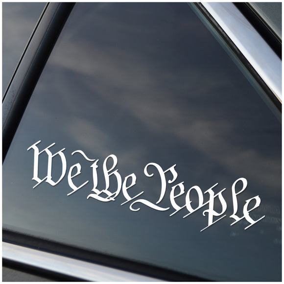 Patriotic Vinyl Decals