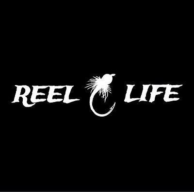 Reel Life Fly Fishing Edition