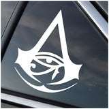 "Assassin's Creed Origins 5"" Window Sticker Vinyl Decal"
