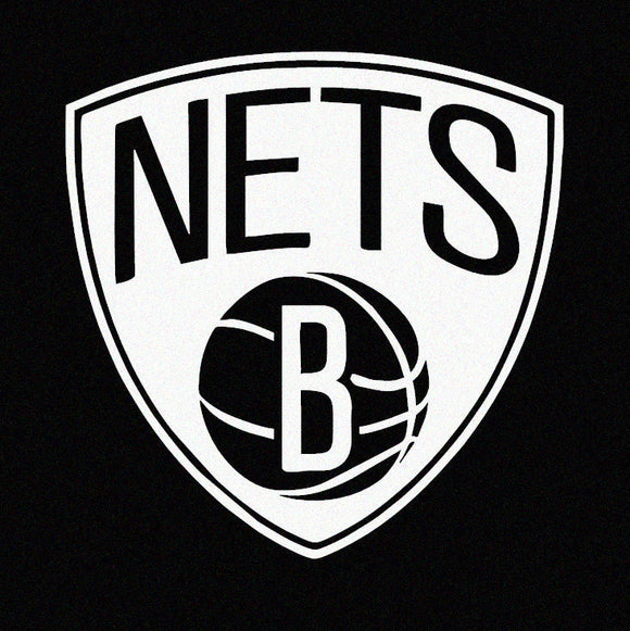 Brooklyn Nets Vinyl Decal Sticker