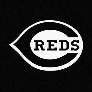 Cincinnati Reds Vinyl Window Decal