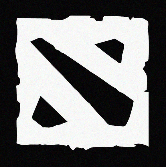 Dota 2 Window Decal Laptop Sticker