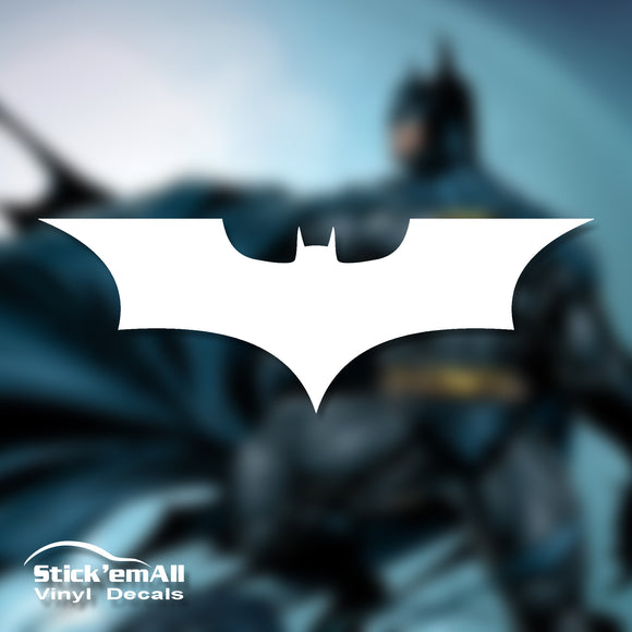 Batman Vinyl Decal