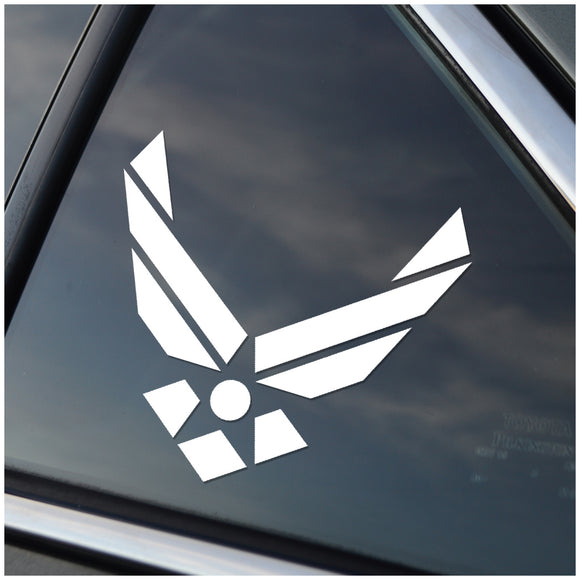 US Air Force Window Decal
