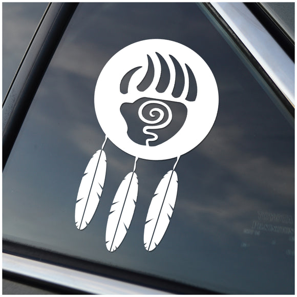 Dream Catcher Window Decal