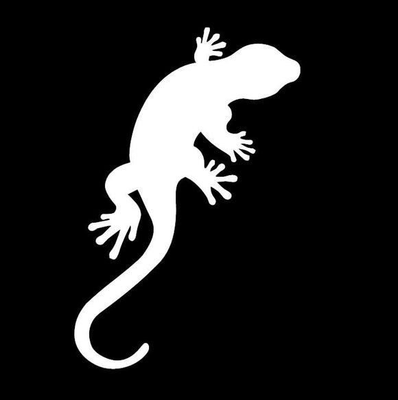 Gecko Window Sticker/Decal