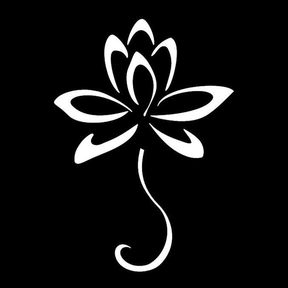 Lotus 1 Window Decal